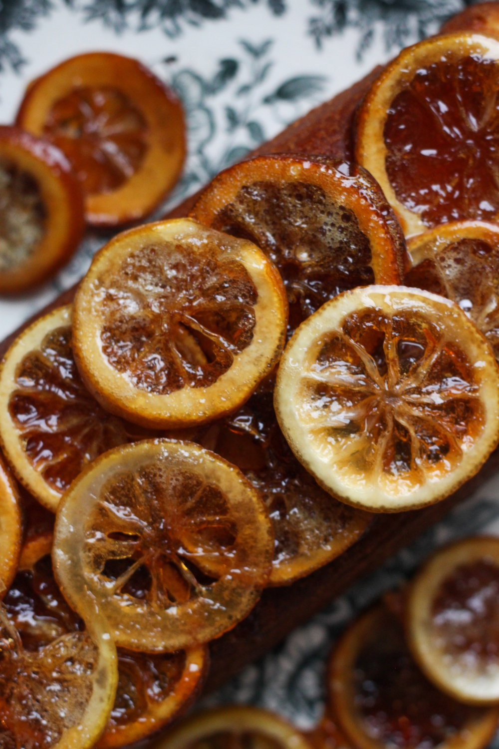 Candied lemon cake (Eat Me. Drink Me.)