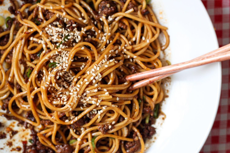 Chengdu ZaJiang Noodles (Eat Me. Drink Me.)
