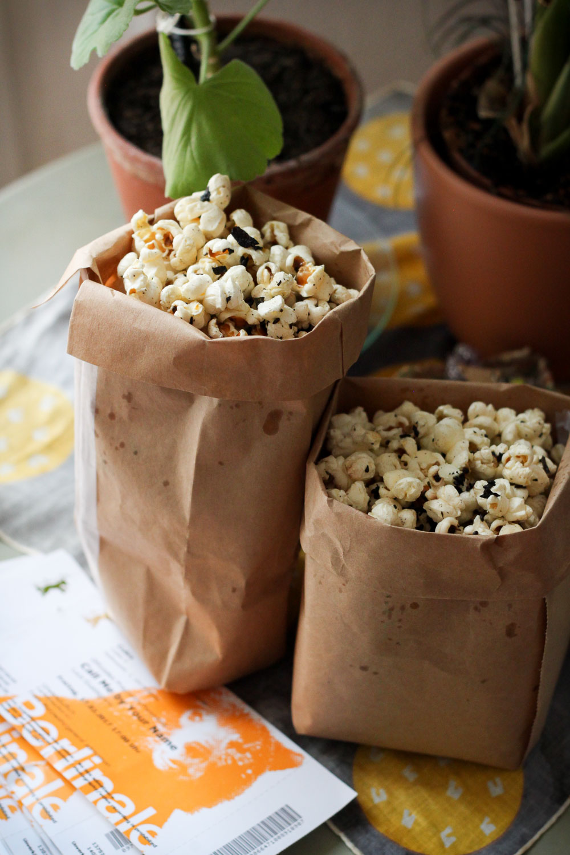 Nori Popcorn (Eat Me. Drink Me.)
