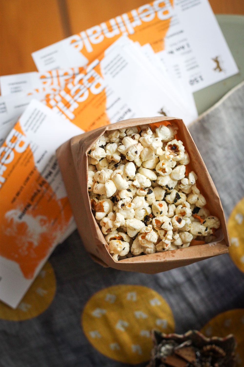 Homemade popcorn recipe (Eat Me. Drink Me.)