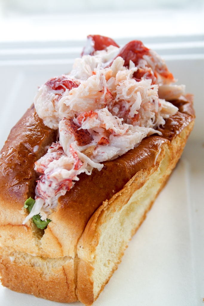 Bar Harbor lobster roll (Eat Me. Drink Me.)