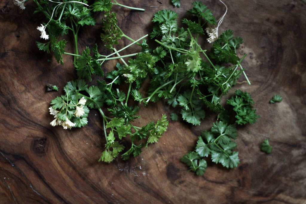 Parsley (Eat Me. Drink Me.)
