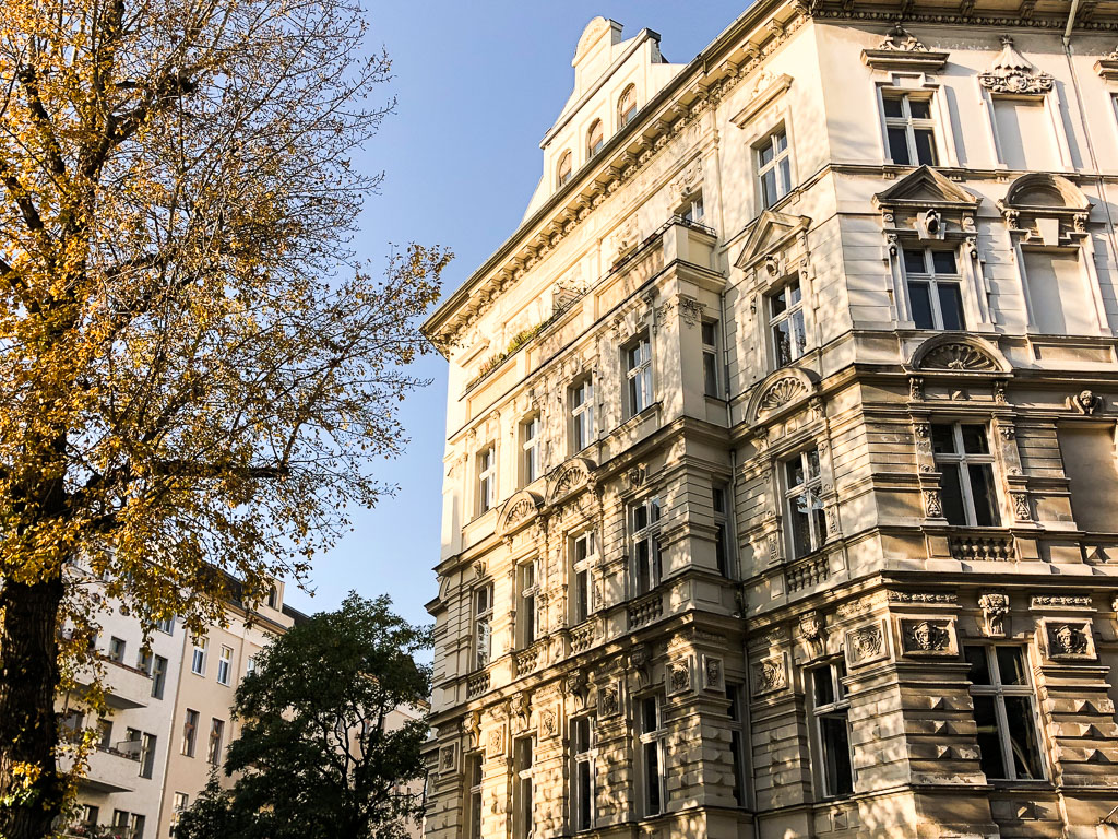 A sunny fall day in Schöneberg, Berlin (Photo courtesy of Counter Service)