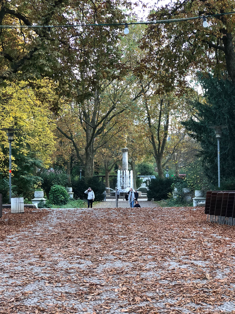 Rathauspark, Schöneberg, Berlin (Photo courtesy of Counter Service)