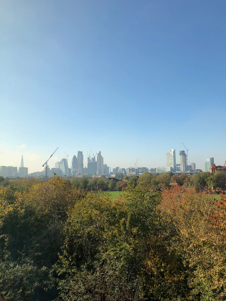 London skyline (photo courtesy of Counter Service)