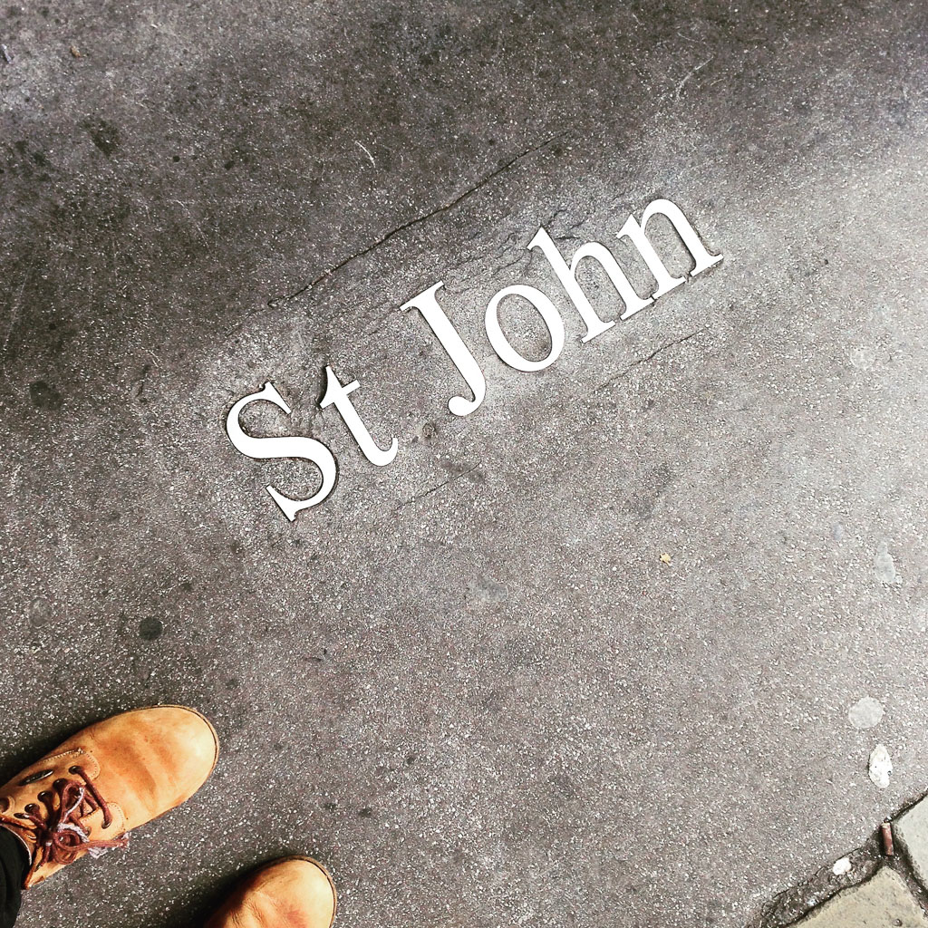 Pilgrimage to St. John (Eat Me. Drink Me.)