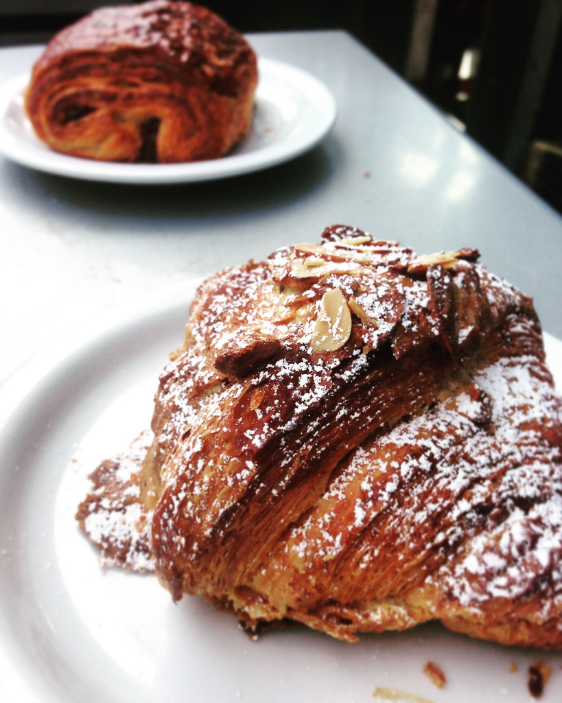 Croissants from Tartine, San Francisco (Eat Me. Drink Me.)