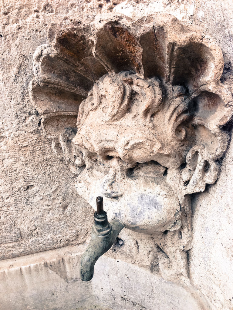 Fountain, Rome (Eat Me. Drink Me.)