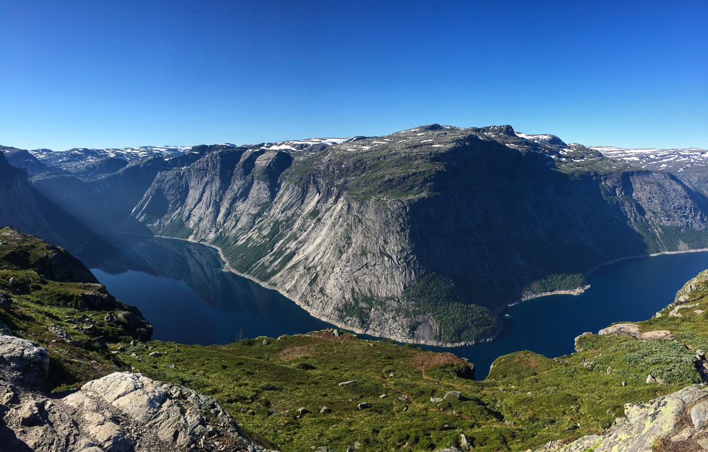 Hiking Trolltunga, Norway (Eat Me. Drink Me.)