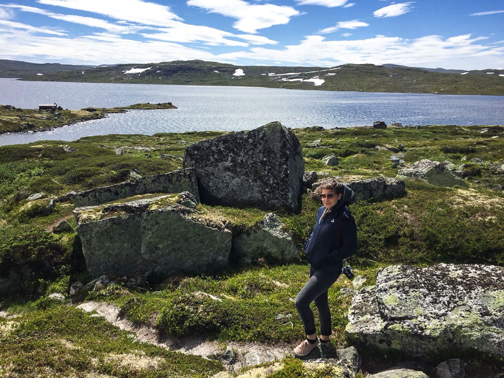 A walk on the Hardangervidda (Eat Me. Drink Me.)