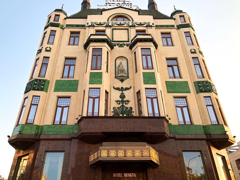 Hotel Moskva, Belgrade (Eat Me. Drink Me.)