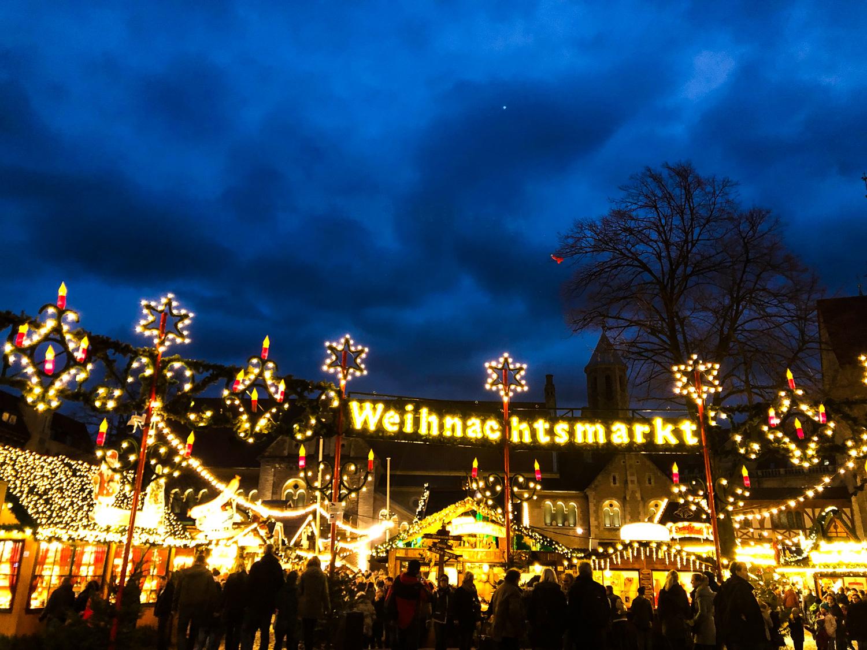Braunschweiger Weihnachtsmarkt (Eat Me. Drink Me.)